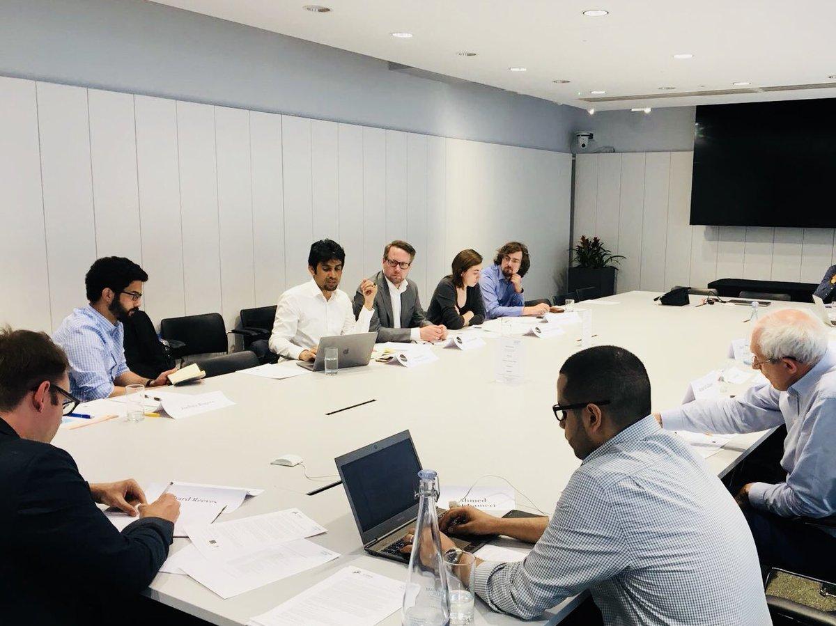 Briefing Meetings in London