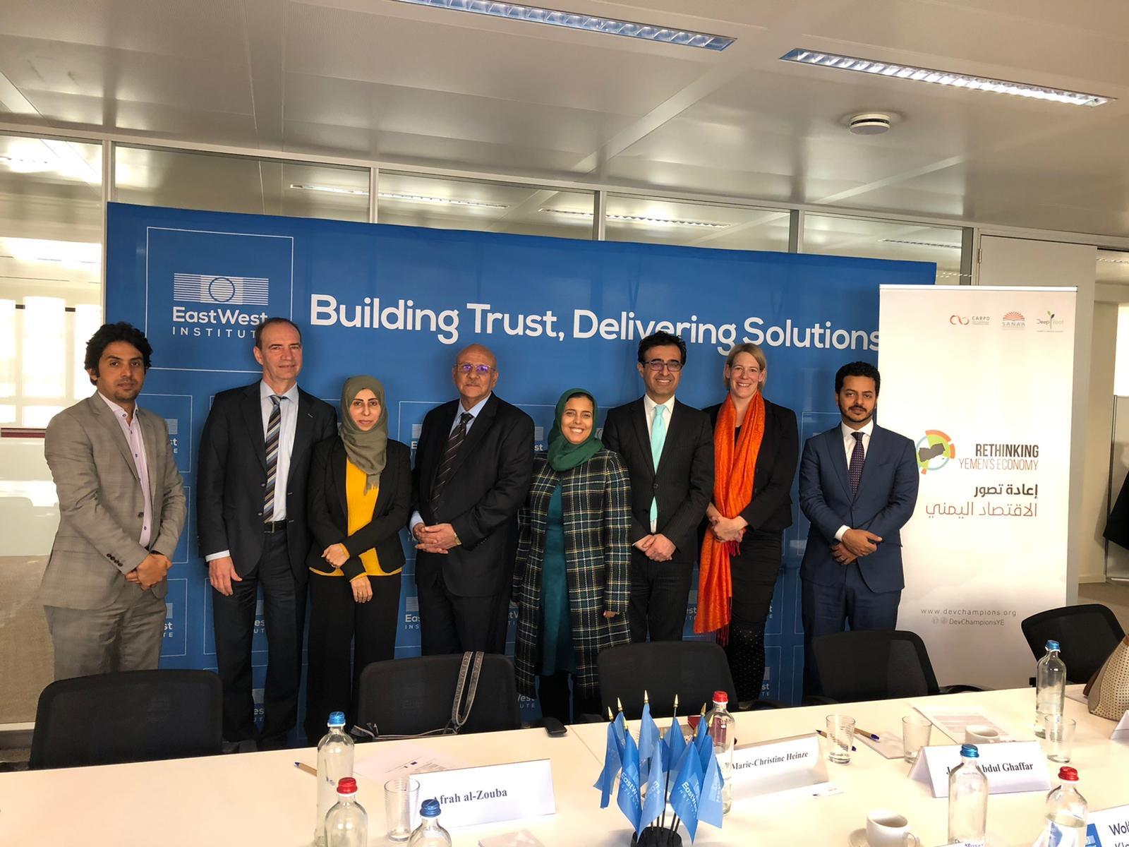 جلسات إحاطة سياسية في بروكسل