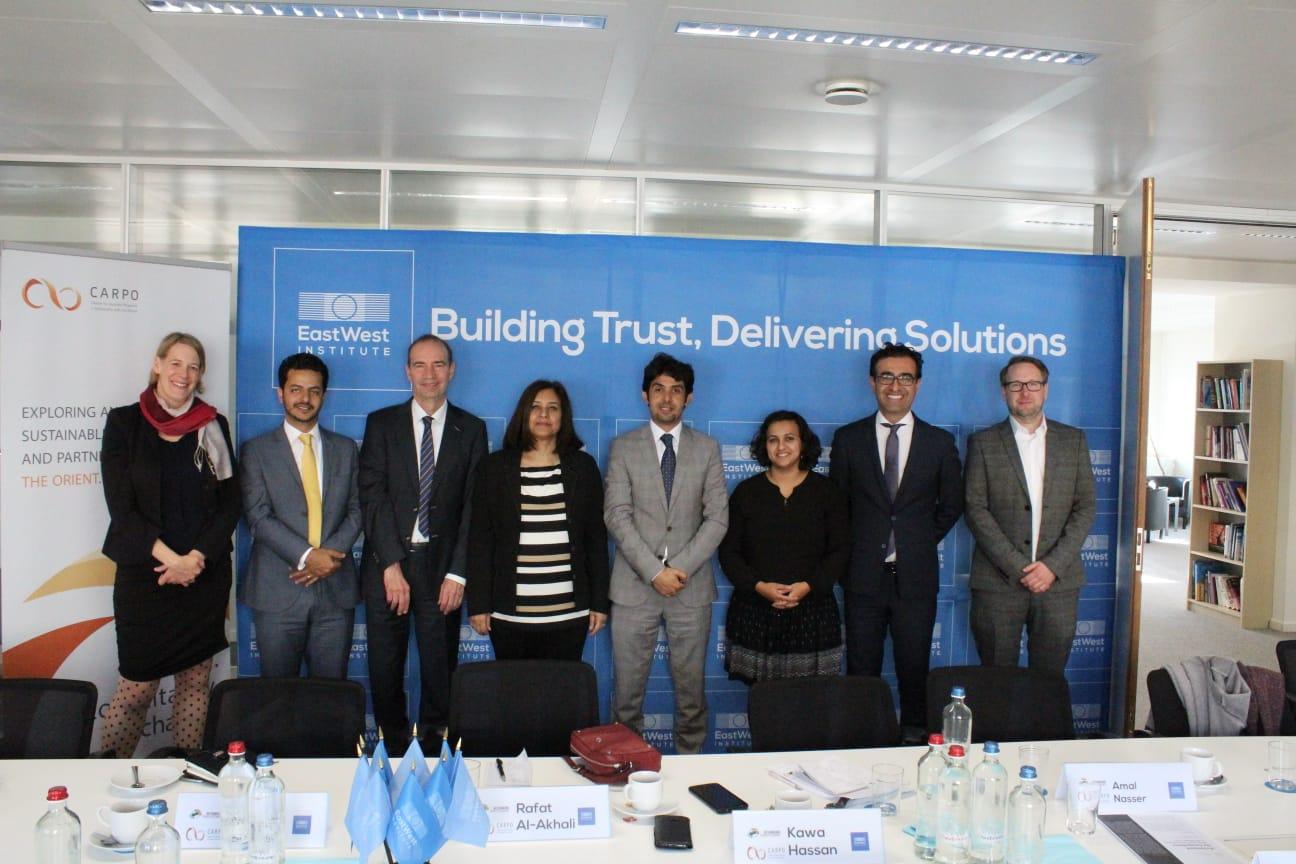 Briefing Meetings in Brussels