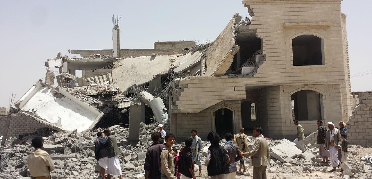 إطار عمل مؤسّسي لإعادة إعمار ما بعد النزاع في اليمن