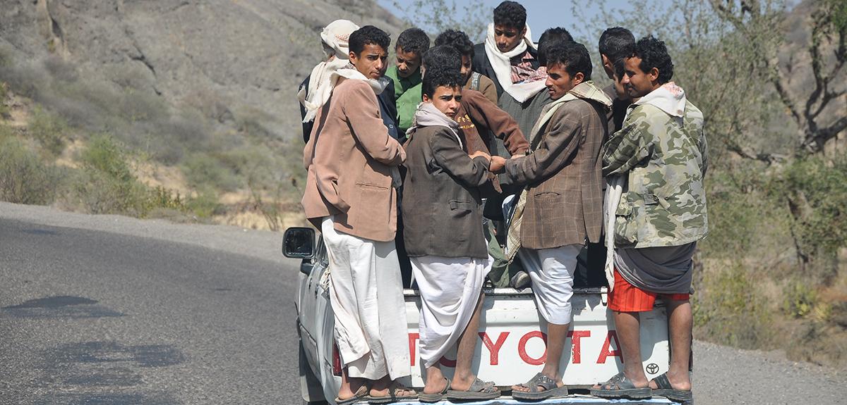 الحكم المحلي في اليمن في ظل النزاع والاضطراب